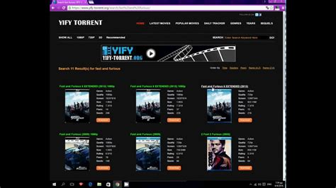 Or Yify πώς να κατεβάζετε δωρεάν ταινίες από το Yify Torrent How To Free From Yify
