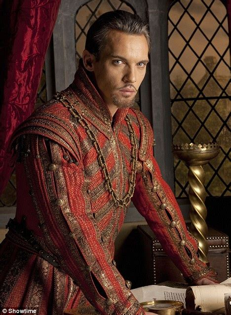 tudor king jonathan rhys meyers attempt tudors rushed