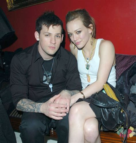 Hilary Duff And Joel Madden Split by Hilary Duff Opens Up About Relationship With Ex Joel