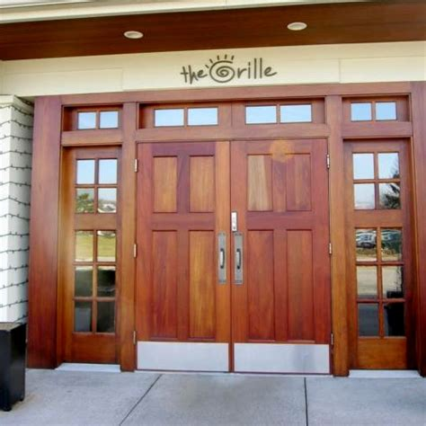 Restaurant Door Repair by Restaurant Doors Specialized Doors Doors