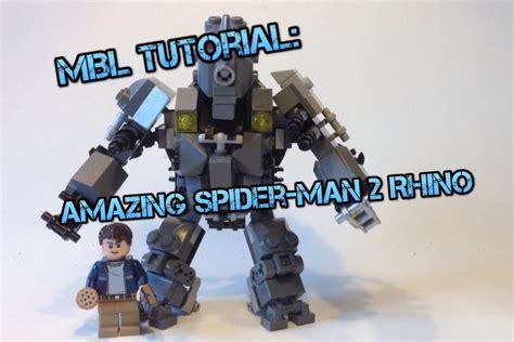 lego rhino tutorial lego spider man rhino www pixshark com images