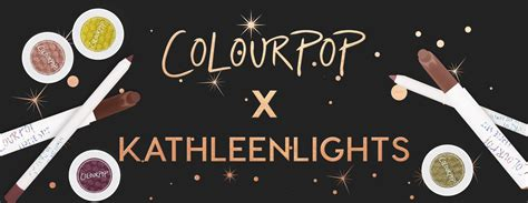 kathleen lights n word video colourpop new collobration with kathleen lights yessi