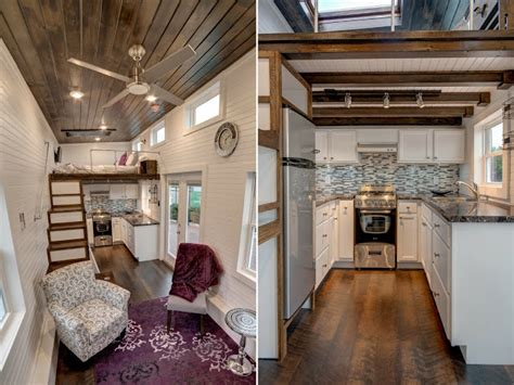 tiny home interior tiny house town the freedom by alabama tiny homes
