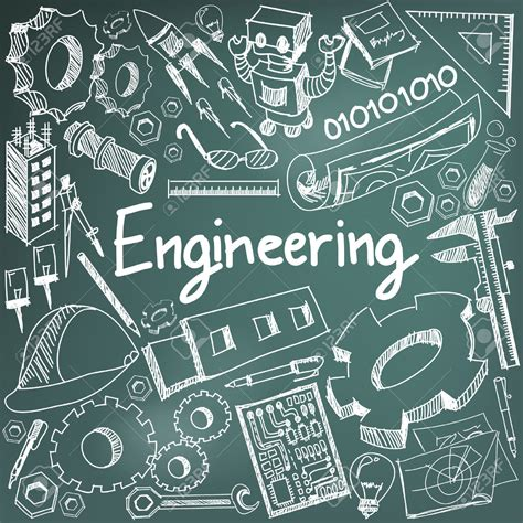 Mechanical Engineering 5 mechanical clipart electrical engineering pencil and in