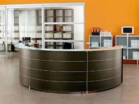 front reception desk furniture inspired hair salon interior home designer