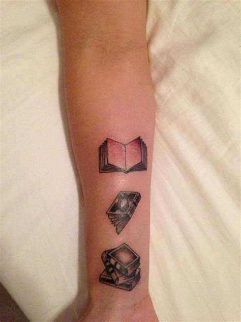 books tattoo book on wrist tattoos i don t