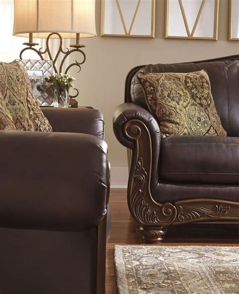 walnut living room furniture sets walnut living room furniture sets baumhaus shiro solid walnut 2 living room furniture set