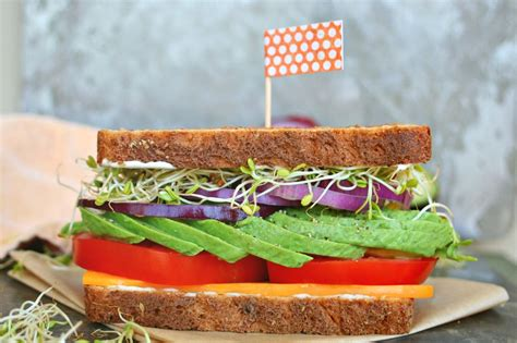 gourmet vegetarian sandwich recipes gourmet veggie sandwich killing thyme