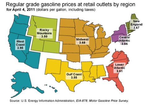 gas price map usa obama cercasi disperatamente alternative energetiche