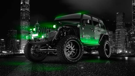 jeep wrangler crystal city car  el tony