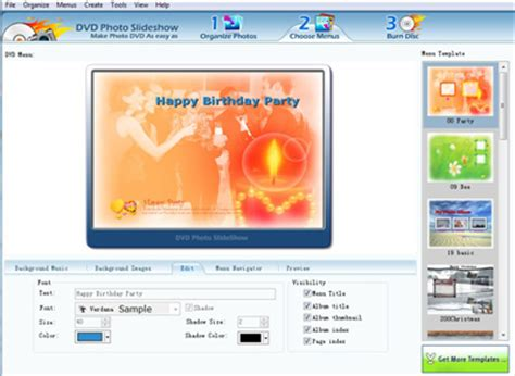 album themes for photo dvd slideshow ideas and suggestions how to make hd birthday slideshow