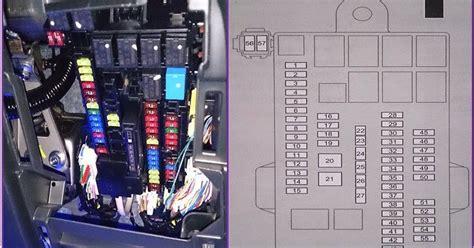 Accu Mobilio info fuse sekering honda mobilio vanix3n