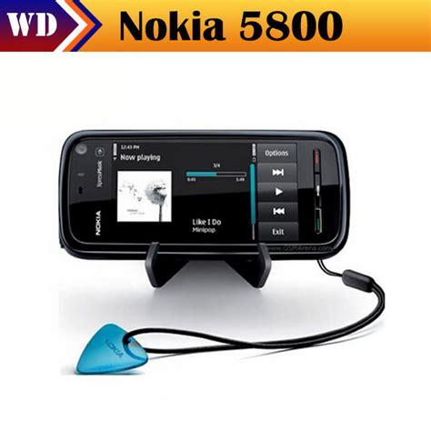Promo Nokia 5800 Xpress Nokia Jadul Ori Hp Jadul Murah original unlocked nokia 5800 xpress mobile phone free shipping in mobile phones from