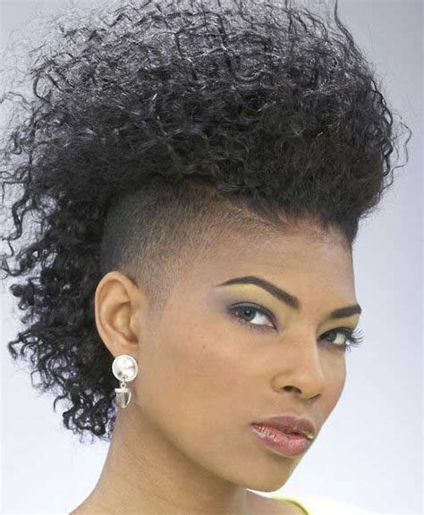 side shave hairsstyle african american 20 stylish short hairstyles for black women 2016 short