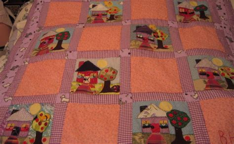 Apple Tree Quilting by Wandering Chopsticks Food Recipes And More