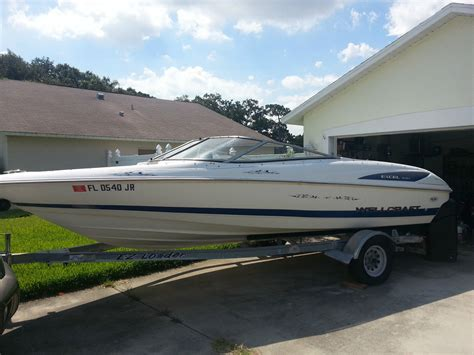 excel boats ar wellcraft 21sx 1996 for sale for 100 boats from usa