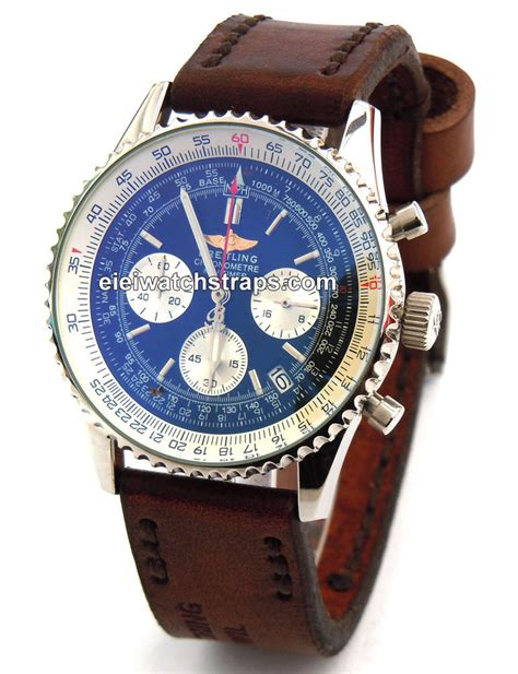 Handmade Leather Watches - brooklands handmade vintage style ammo leather