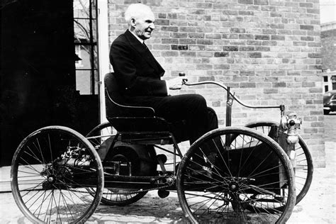 henry ford invent  car howstuffworks