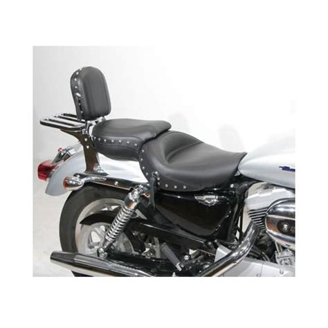 mustang seat sportster mustang wide original seat for harley sportster with 4 5
