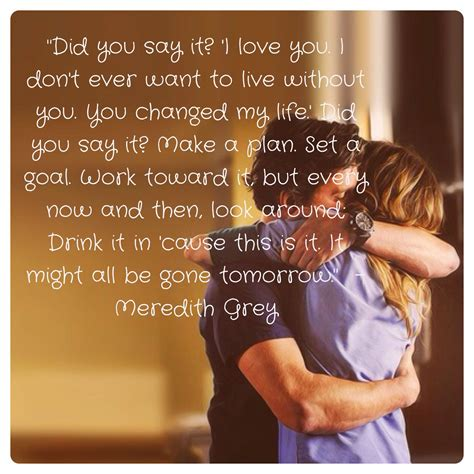 meredith grey quotes quotes meredith grey grey s anatomy grays anatomy