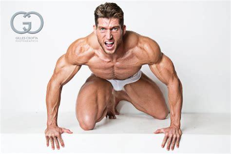 aaron taylor johnson bodybuilding fitness model arron murphy the man crush blog
