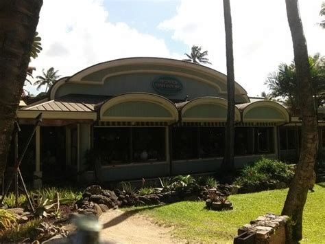 Mamas Fish House Gift Card - outside the restaurant picture of mama s fish house paia tripadvisor