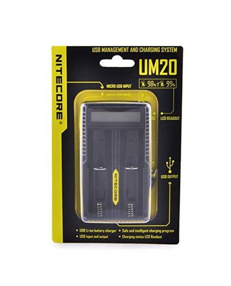 Charger Nitecore Um20 nitecore um20 usb battery charger