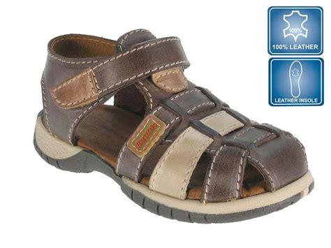 boys leather shoes beppi brown boys leather sandals summer loar shoes