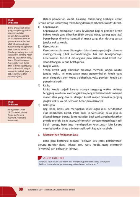 Ekonomi Uang Perbankan Dan Pasar Keuangan Buku 1 Edisi 11 Mishkin materi sma kebanksentralan kurikulum 2013
