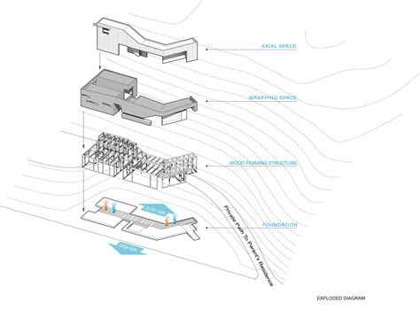 House Drawing Plan gallery of e house hannat architects 30
