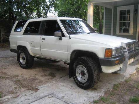 89 Toyota 4runner 89 4runner For Sale White 5 Spd Toyota 4runner Forum