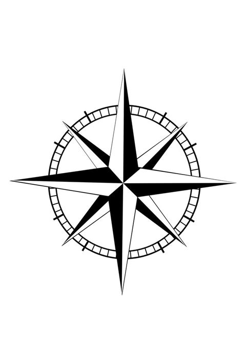 nautical star compass tattoo tattoo fantastic