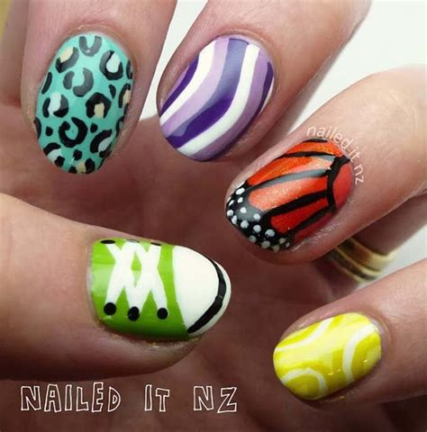 easy nail art movie easy nail art designs diy projects craft ideas how to s
