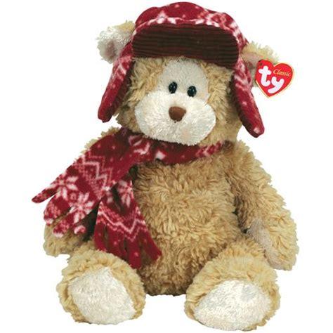 stuffedanimalscom rare ty beanie bables ty classic  hudson teddy bear
