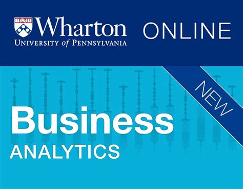 Wharton Mba Courses Free by Capstone Business Analytics Courses New Jpg