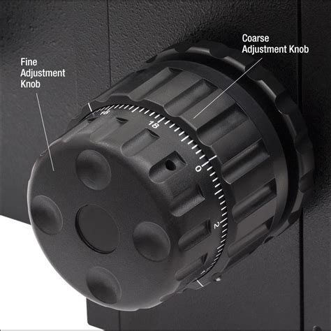 What Is A Adjustment Knob by Focus Block And Accessories