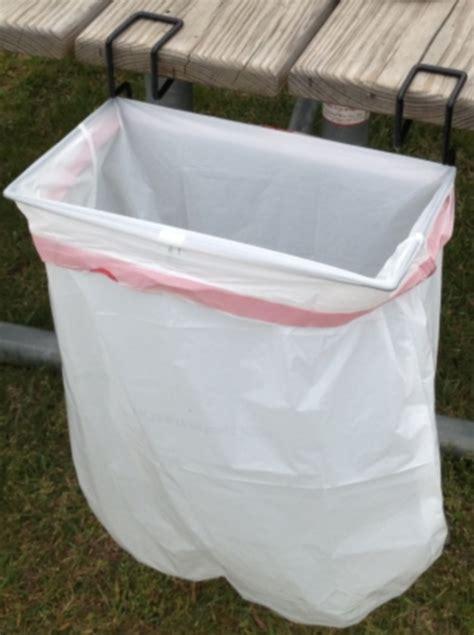 Leaf Bag Holder Stand by Jpc Products 103 Trash Ease Garbage Bag Holder
