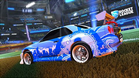 nissan fast car dom s car from fast furious coming to rocket league