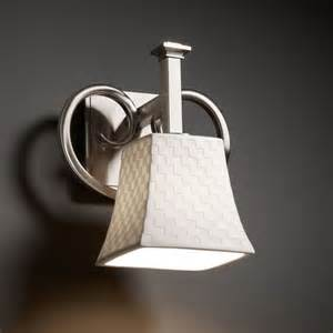 limoges heritage brushed nickel wall sconce contemporary