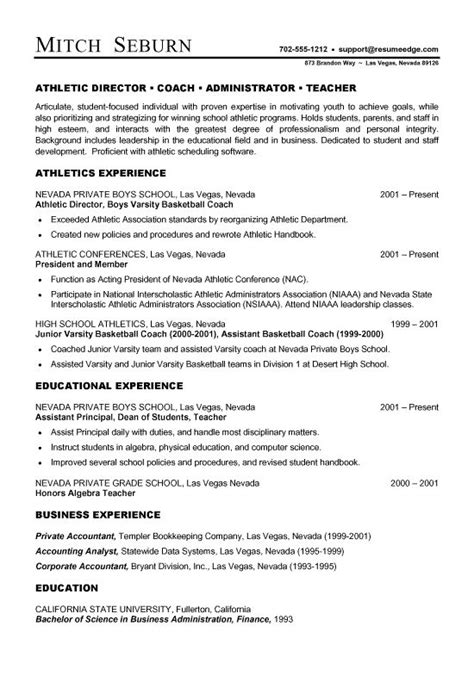Trainer Resume Exle by The World S Catalog Of Ideas