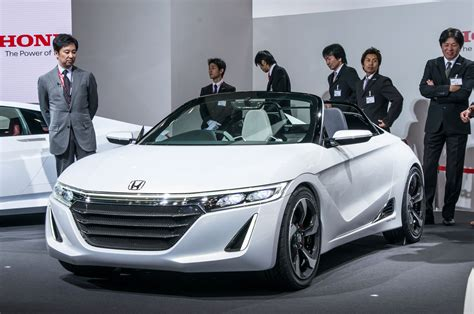 honda beat  concept unveiled autocar india