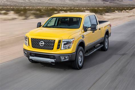 2016 nissan titan xd pro 4x diesel review term arrival