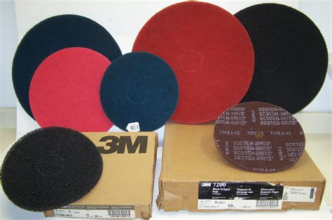 Murah 3m Buffer Pad 5100 16 Inch Floor Buffing Pad buffer pads floor carpet review