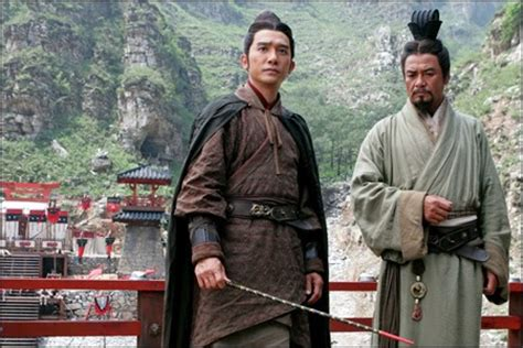 film china red cliff the men of red cliff