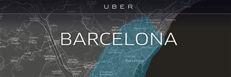barcelona uber uber barcelona taxis