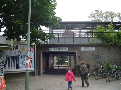 Subway Berlin Wi by Lankwitz Station