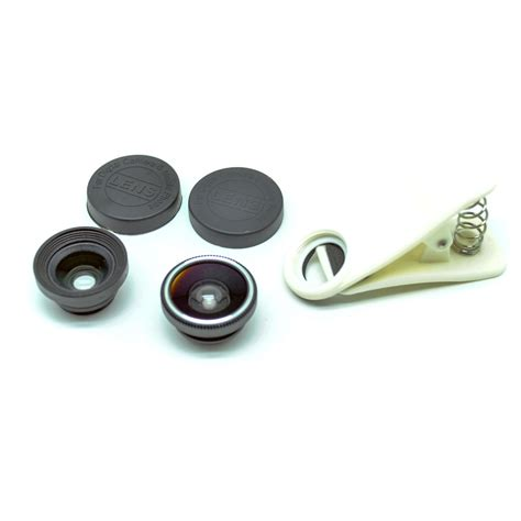 Fish Eye 3in1 Universal Lens universal clip lens fisheye 3 in 1 180 degree fisheye