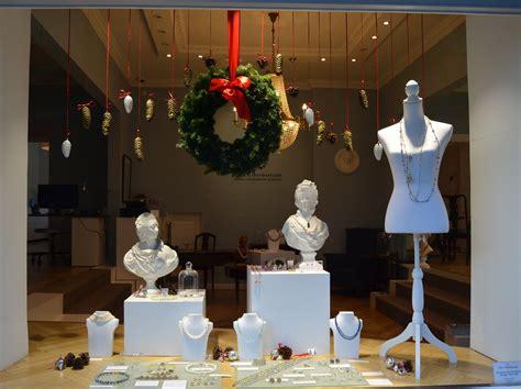 Weihnachtsdeko Fenster Häuser by Schaufenster Weihnachten