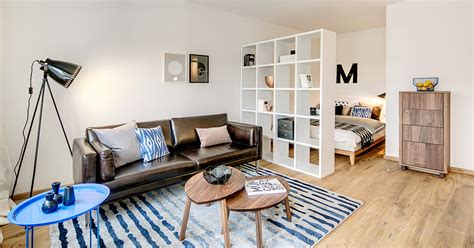 1 Room Apartment Mr Lodge Munich