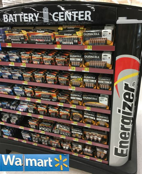 Senter 4 Baterai save 1 on energizer max at walmart with ibotta